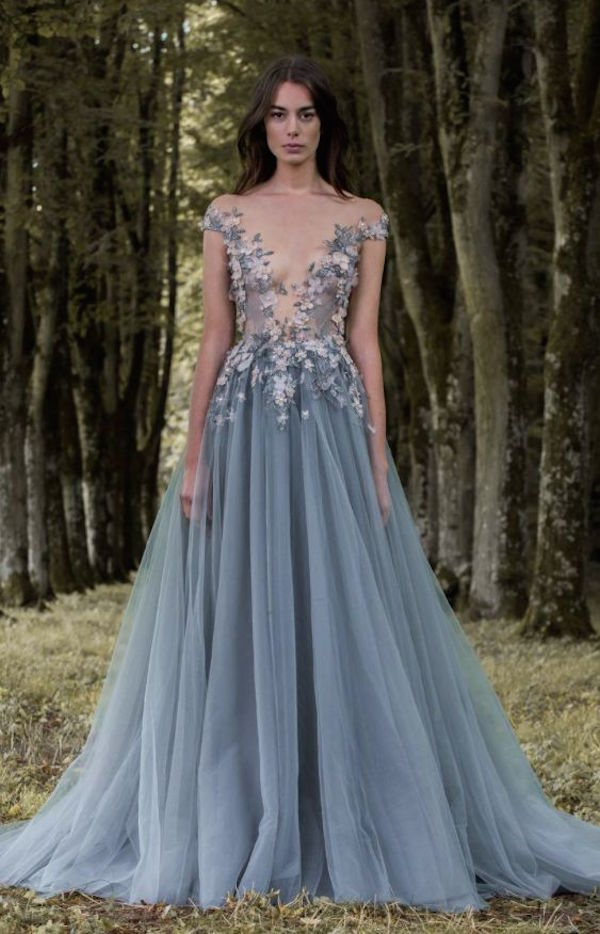 Trend Report Colored Wedding Dress Ideas For The Offbeat Bride