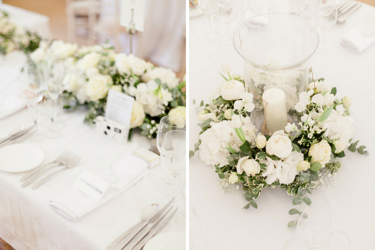 all_white_traditional_wedding_table_setting_roses_candles.jpg