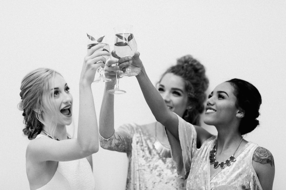 black_and_white_bridesmaids_cheers.jpg
