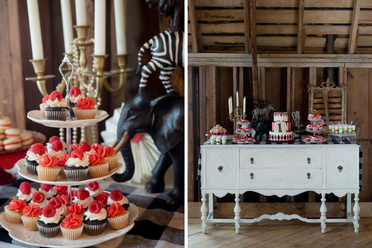 black_and_white_theme_wedding_dessert_table_zebra.png