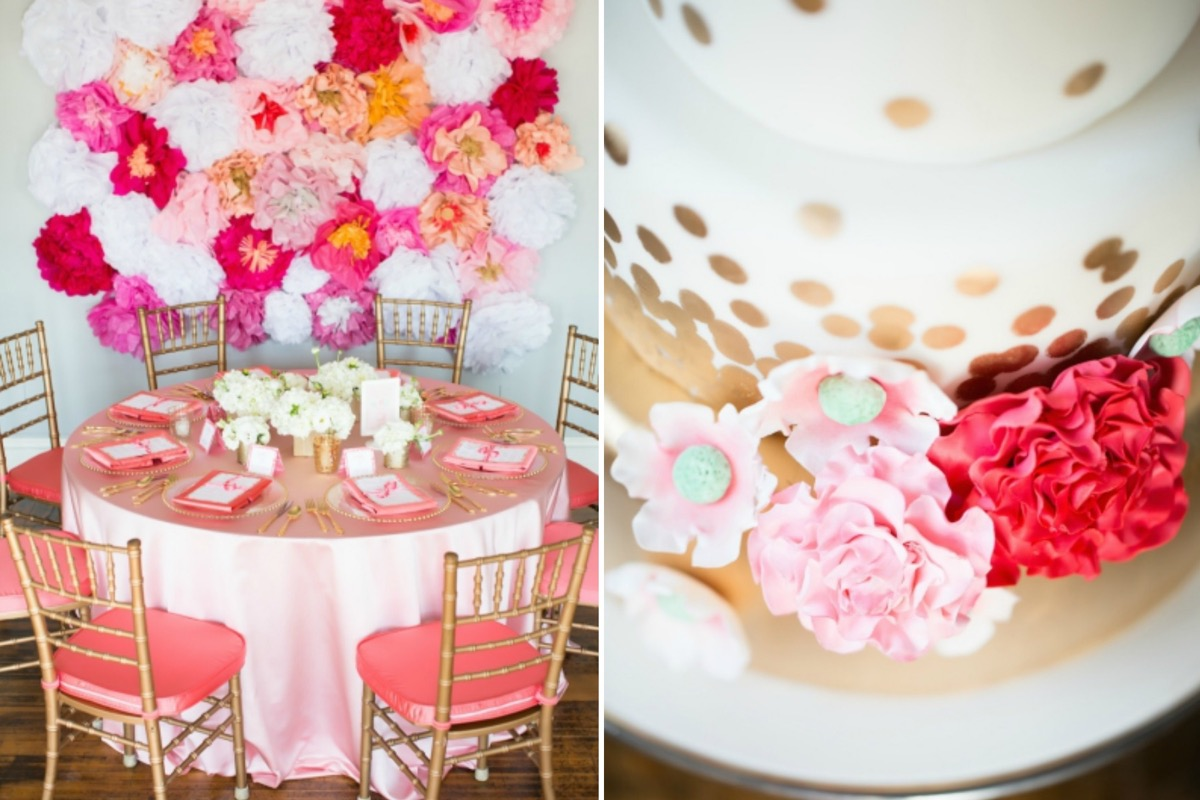 blindingly_bright_wedding_reception_pink_white_coral_flower_wall.jpg