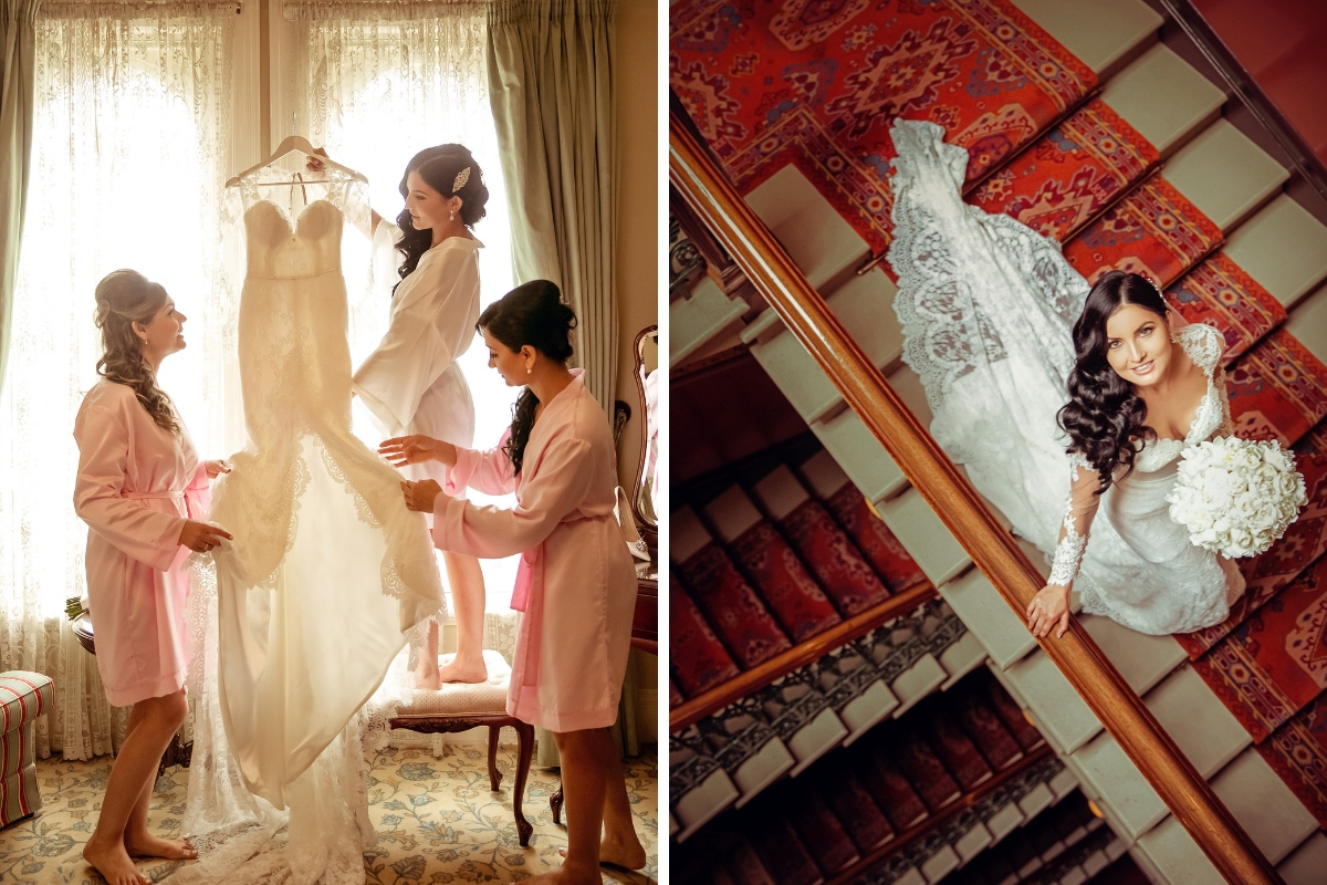bride_and_bridesmaids_in_brial_suite_getting_dress_ready_bride_walking_up_red_stairs.jpg