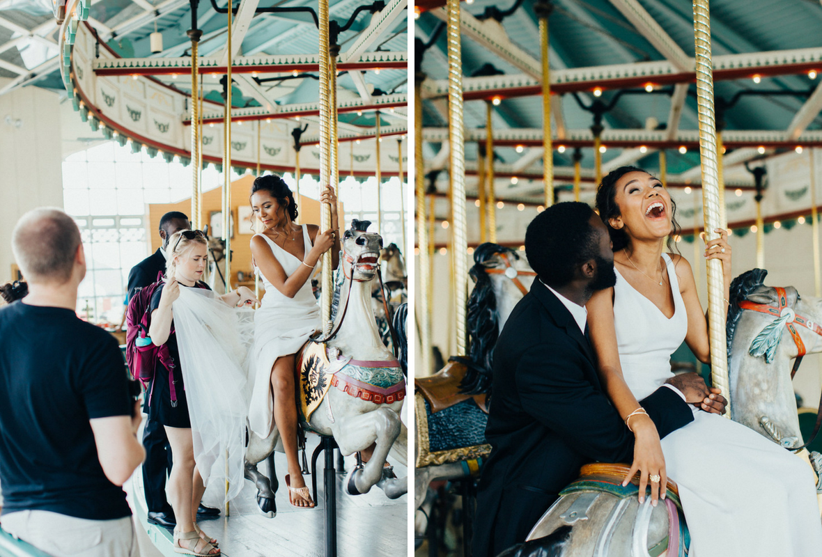 bride_and_groom_laughing_on_carousel.png
