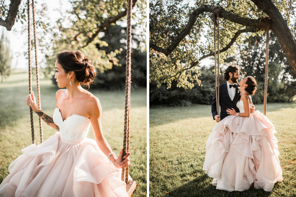 bride_on_romantic_swing_in_field_laughing_with_groom_golden_hour.jpg