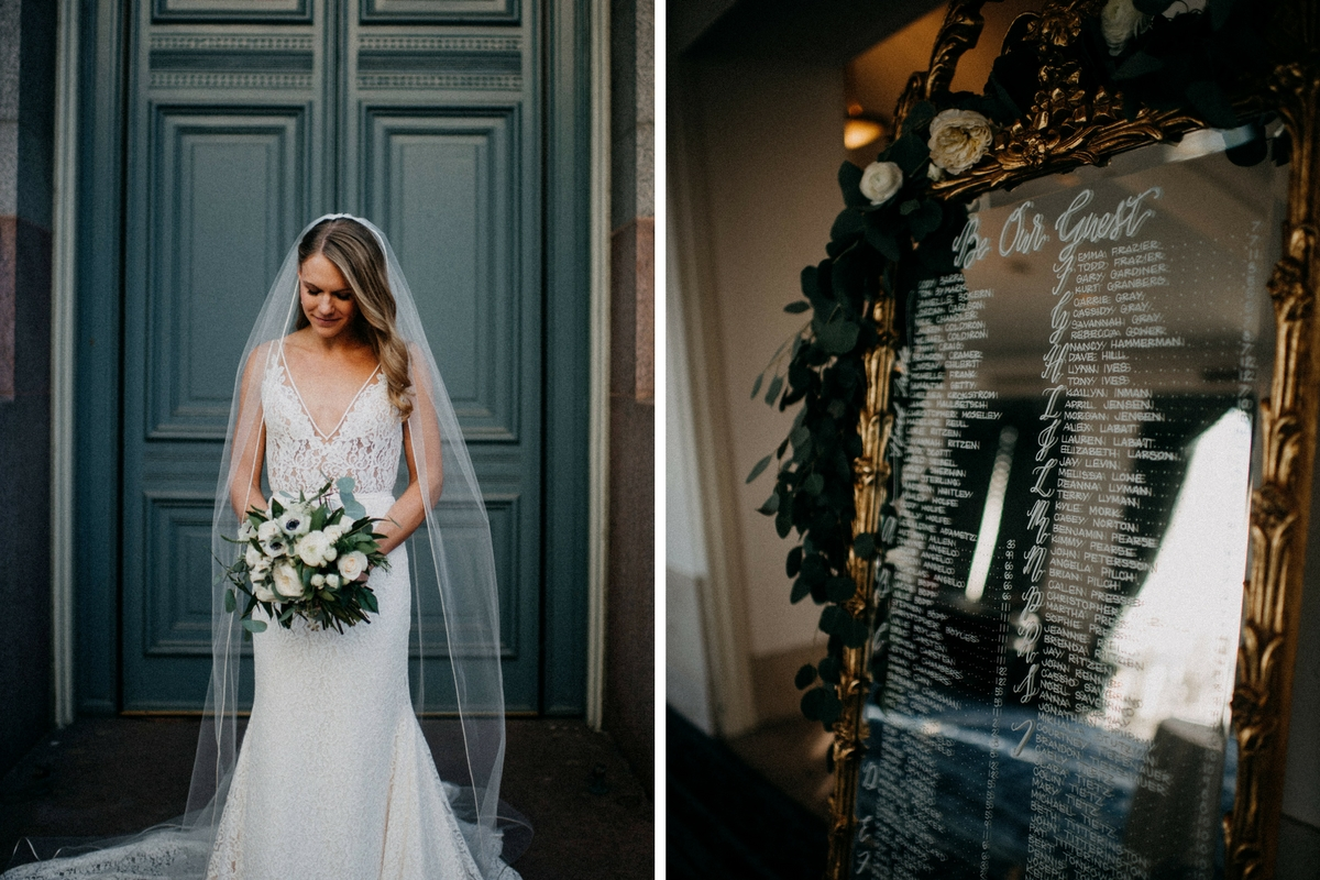 bride_standing_in_front_of_baby_blue_large_door_and_gold_mirror_guest_list.jpg