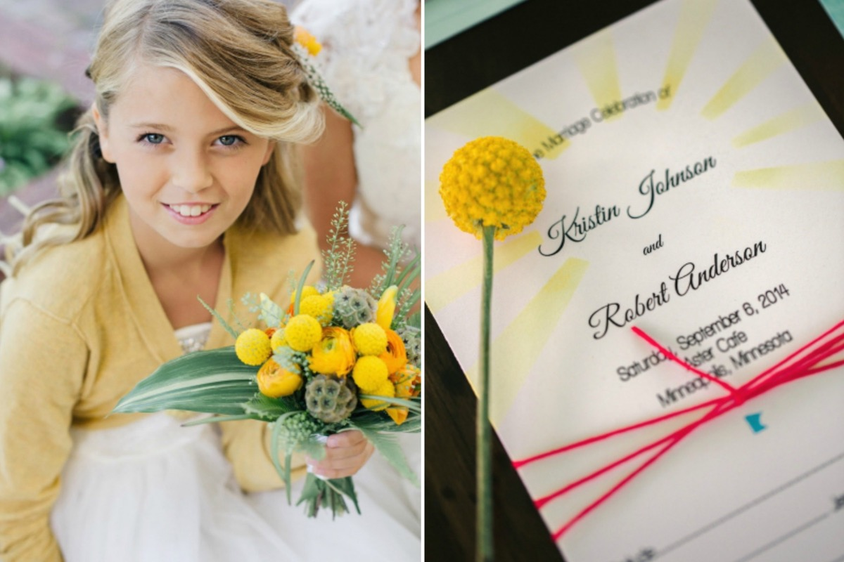 bright_yellow_cardigan_flower_girl_dandelion_invitations.jpg