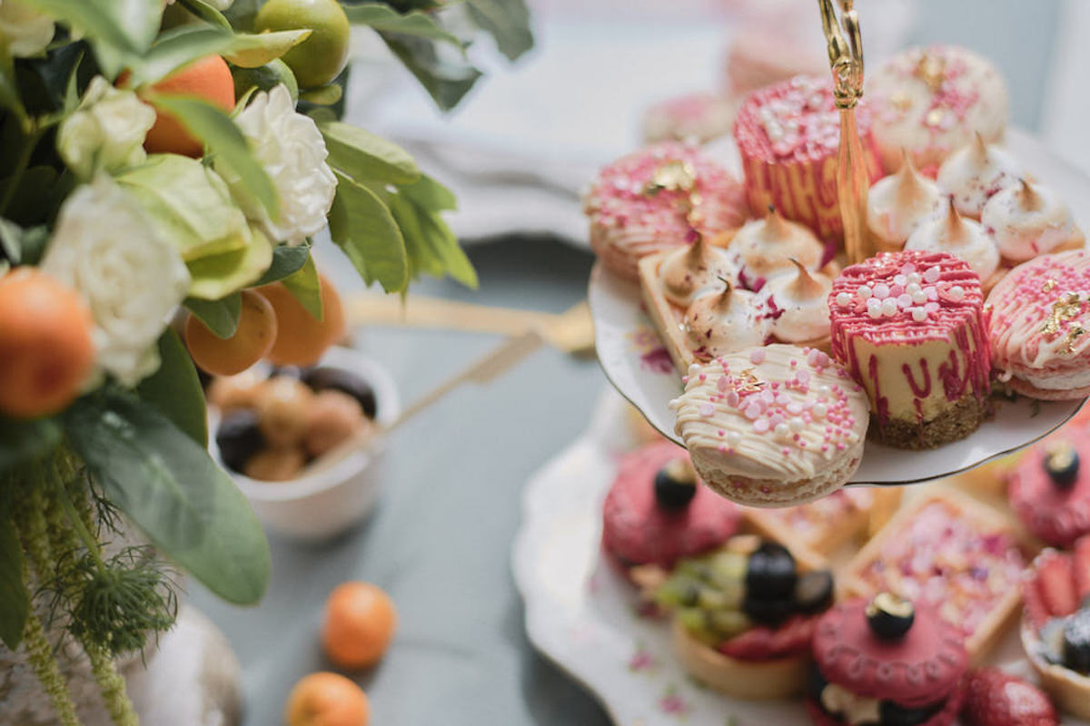 details_of_french_lunch_and_desserts_bright_pinks_greens.jpg
