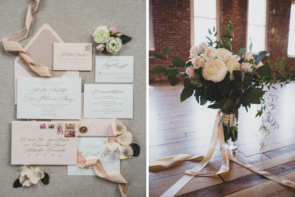 elegant_light_pink_white_wedding_stationary_ribbons_flowers.jpg