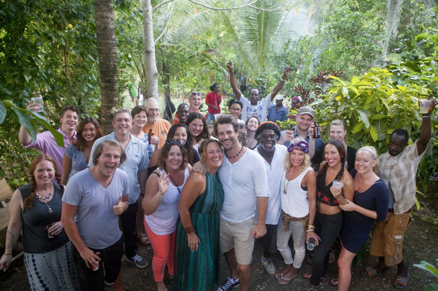 entire_wedding_guests_jamaica_jungle_holding_drinks.jpg
