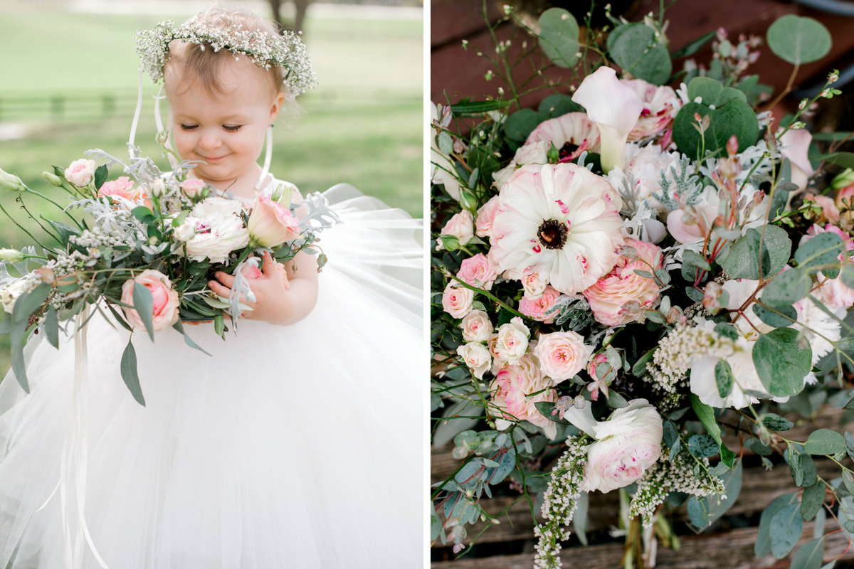 flower_girl_holding_pink_white_bouquet_smiling_details_of_bouquet.jpg
