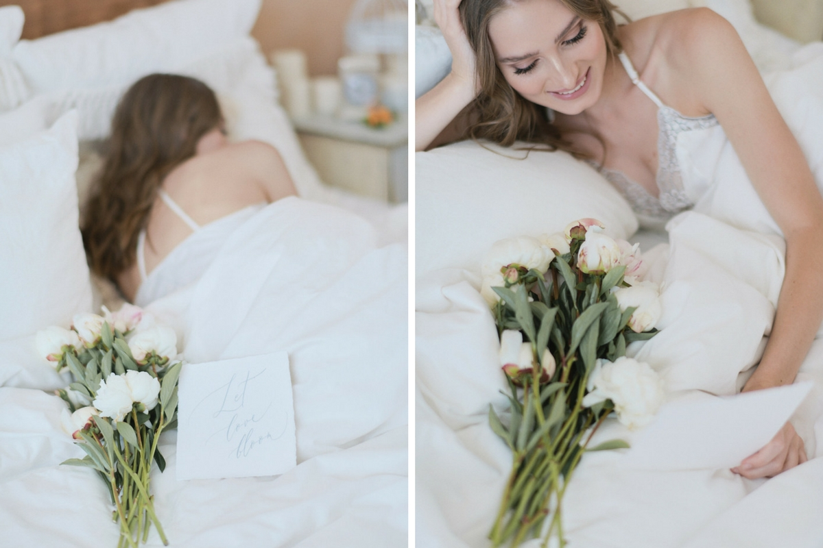 french_bride_sleeping_waking_up_to_floral_bouquet_from_groom.jpg