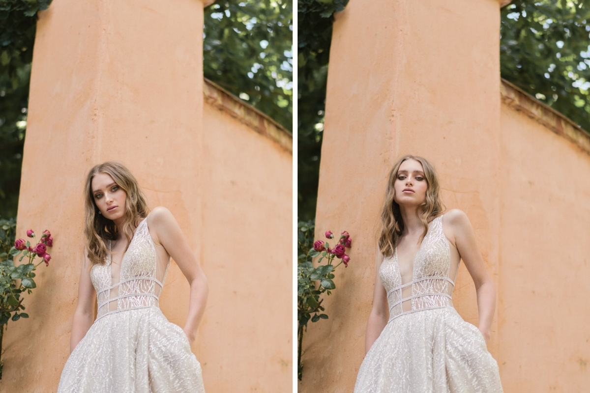 french_bride_standing_outside_with_flowers_and_trees.jpg