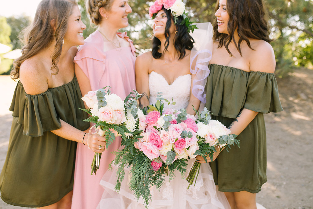 green_and_pink_mismatched_bridesmaid_dresses_-_california-_simply_gypsy_events_-_cecily_breeding_24.jpg