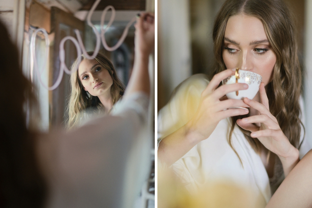 natural_french_bride_drinking_tea_writing_on_mirror.jpg