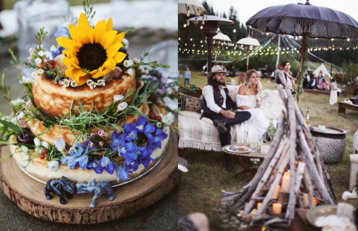 newlyweds_sitting_outdoor_on_couch_laid_back_bonfire_wedding_reception.jpg