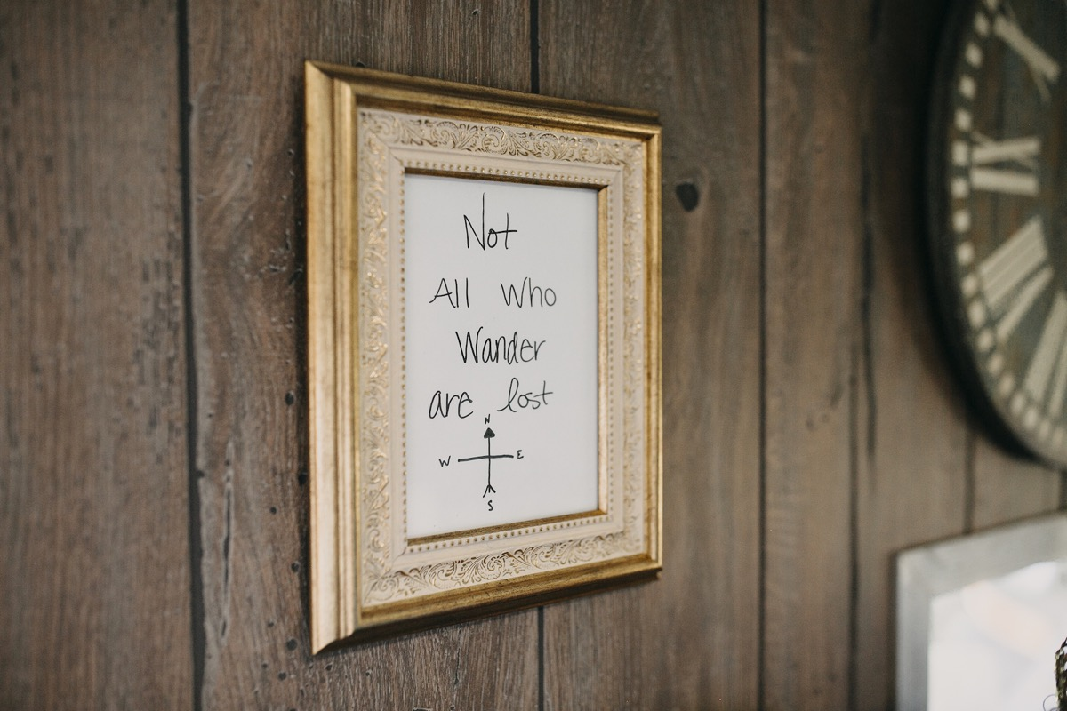 not_all_who_wander_are_lost_sign_golden_frame.jpg