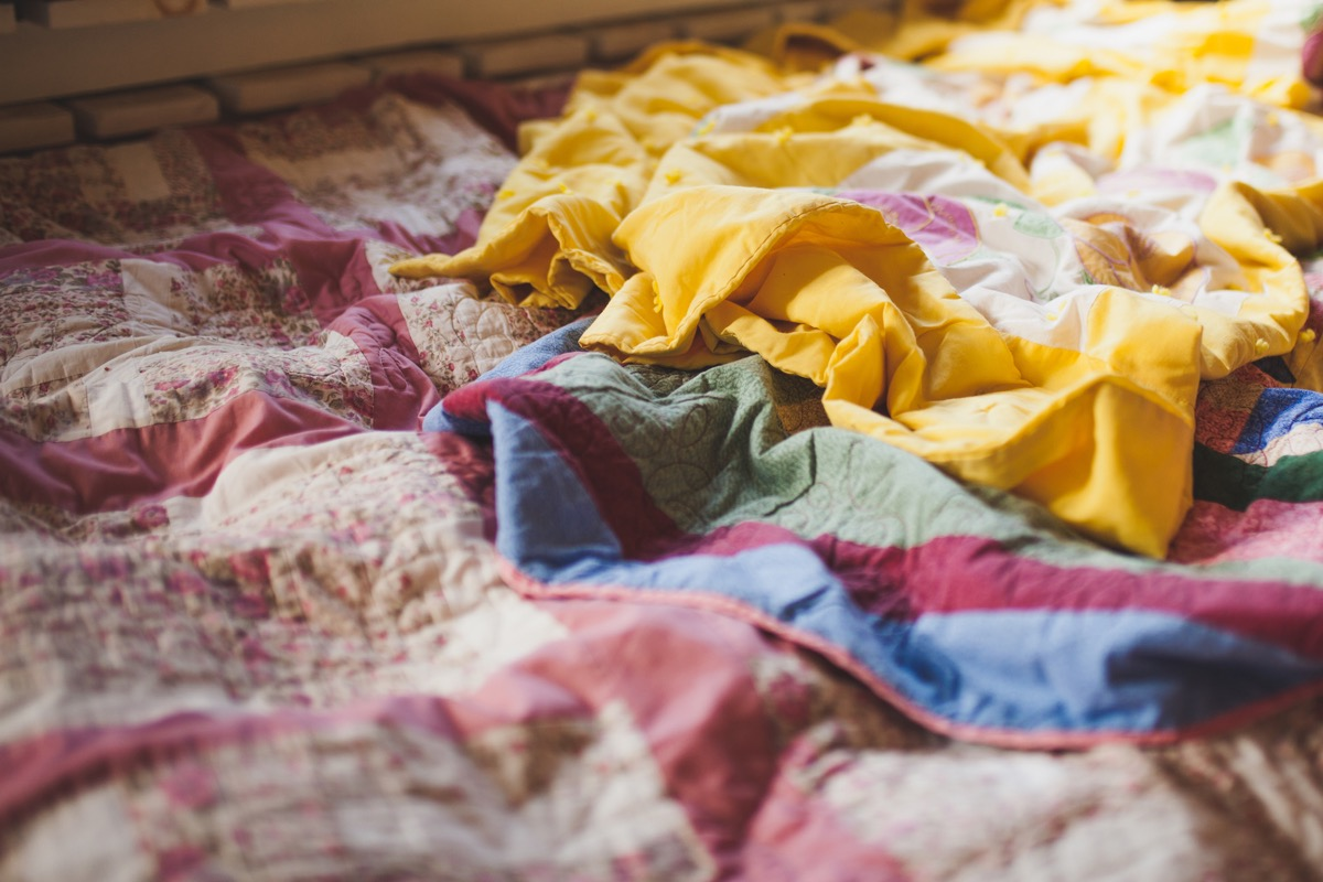 quilts_blankets_on_floor_slumber_party_theme_bridal_shower.jpg