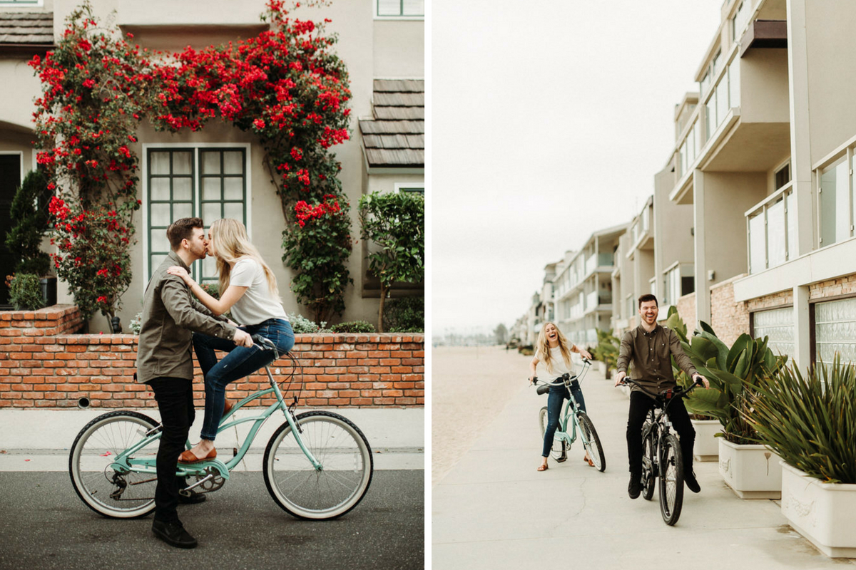 romantic_couple_riding_bikes_in_marina_del_rey_bright_red_flowers_kissing_on_handlebars.jpg