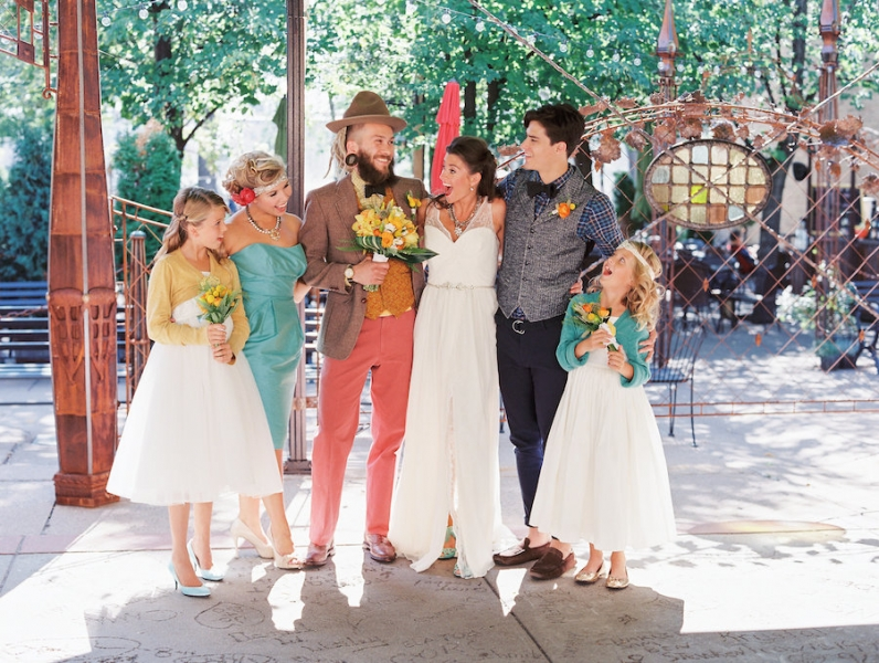 wedding_party_urban_hipster_bright_colors_turquoise_yellow_coral.jpg